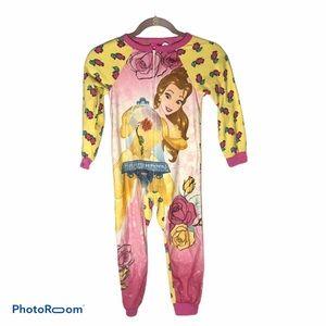 3/$20 DISNEY PRINCESS Onesie Pajama Beauty & Beast